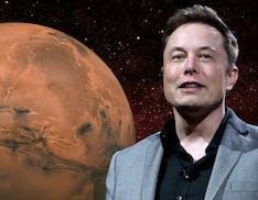 """La prima pazza idea di Elon Musk nel 2021: ecco i """"Marscoin"""", i Bitcoin per Marte"""