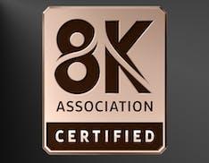 Nuove specifiche per avere il bollino 8K Association Certified, ma non si sa quali sono