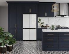 Samsung lancia il frigorifero personalizzabile che si integra col design di qualsiasi cucina