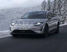 L'auto elettrica di Sony non è uno scherzo, ora c'è il video dei test in Europa