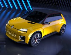 "La Renault 5 rinasce, moderna, pop e elettrica. Incarna la visione ""Renaulution"""