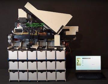 Un Raspberry Pi e 10.000 pezzi di Lego: questa invenzione artigianale divide i mattoncini grazie all'IA