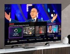 Rettifica Hisense e Mediaset Play: il servizio è via HbbTV, non c'è un'app nativa per VIDAA