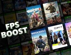 Fino a 120 FPS per i vecchi giochi: FPS Boost arriva su Xbox Series X e S