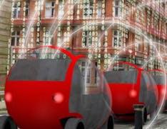 Navigazione satellitare precisa al centimetro: Vodafone testa la tecnologia per i veicoli a guida autonoma