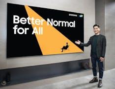 Samsung ha trovato il modo per abbassare i prezzi dei TV MicroLED