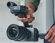 Sony svela FX3, la video camera full frame compatta che ha tanto della A7s III