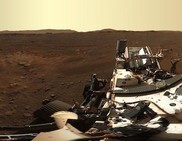 Un panorama a 360 gradi di Marte con un livello di dettaglio incredibile: il primo regalo di Perseverance