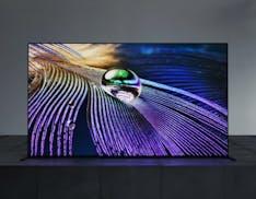 TV Sony OLED A90J, prenotazioni in Italia al via dal 22 marzo
