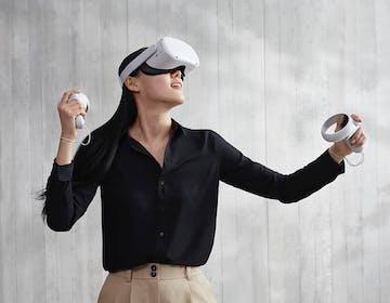 Il prossimo aggiornamento di Oculus Quest 2 porterà il supporto ai 120Hz