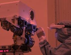 I segreti delle fotocamere di Perseverance. La Mastcam-Z porta la fotografia 3D sulla superficie di Marte