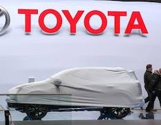 Toyota non rischia la carenza di chip. Lo tsunami del 2011 le ha insegnato a fare scorte