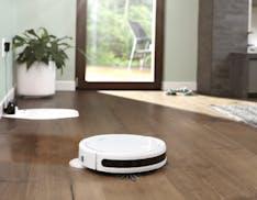 Ecco SpinWave, il robot pulente wet & dry di Bissell che aspira e pulisce. Si comanda anche da app
