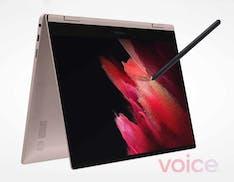 Le prime immagini dei nuovi Galaxy Book Pro: schermi OLED e processori Intel. Arrivano ad aprile