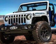 Jeep svela Magneto: è la fuoristrada elettrica che molti aspettano? Molto probabilmente no