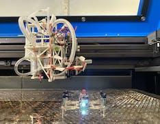 LaserFactory, l'incredibile tecnologia del MIT che stampa in autonomia droni funzionanti senza l'aiuto dell'uomo