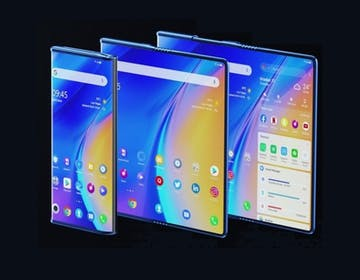 TCL Fold N'Roll. Può diventare smartphone, phablet o tablet a seconda delle esigenze