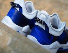 Ecco il modello di sneaker Nike a tema PlayStation 5. Ci ha lavorato anche l'atleta NBA Paul George
