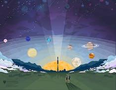 La NASA vuole lanciare una sonda a 150 miliardi di chilometri dal Sole per studiare l'eliosfera