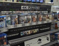 Il Blu-ray 4K non decolla. Anzi, gli utenti continuano a preferire i DVD ai Blu-ray