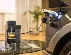 Hyundai Ioniq 5 fa anche il caffè, grazie al Vehicle-2-X