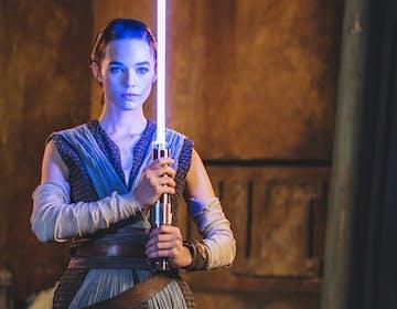 Questa è la Spada Laser di Star Wars che tutti vorrebbero avere ed esiste per davvero