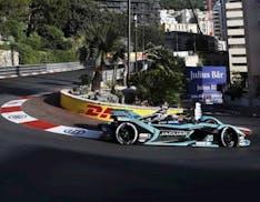 Monaco è stato il primo banco di prova: tra Formula E e Formula 1 ci sono 20 secondi a giro