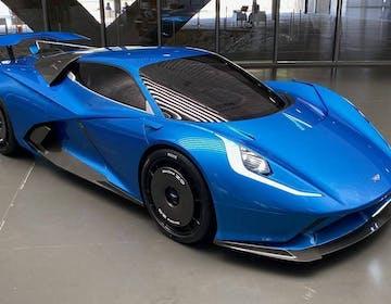 Automobili Estrema presenta il modello di stile di Fulminea. Ecco tutti i dettagli del progetto