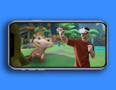 Novità Oculus Quest, vedersi (e registrarsi) nel mondo virtuale mentre si gioca