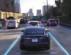 Tesla annuncia il passaggio a Tesla Vision: via il radar, guida assistita basata solo su videocamere