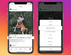 Instagram e Facebook ora permettono di nascondere il numero dei like ai post