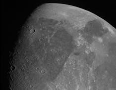 Ecco le prime foto da 20 anni a questa parte di Ganimede, la luna gigante di Giove
