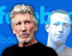 """Zuckerberg voleva """"Another Brick in the Wall"""" per uno spot di Instagram. Roger Waters lo manda a quel paese"""