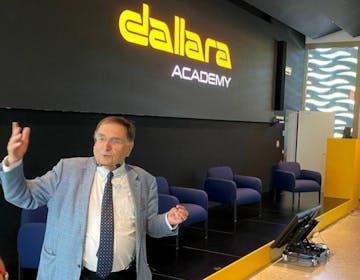 """Visita alla sede Dallara, l'Ingegnere: """"si va verso l'elettrico, senza dubbio. Ci stiamo lavorando"""""""