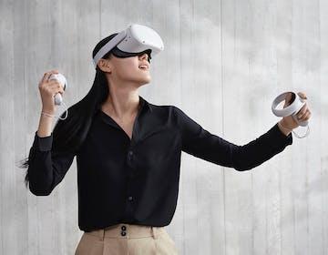 Facebook, via ai test per integrare la pubblicità VR all'interno dei giochi per Oculus