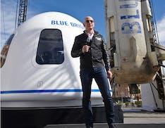 Bezos viaggerà nello spazio, ma senza assicurazione: per il turismo spaziale ancora non esiste