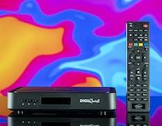 Digiquest Q60, la recensione del decoder combo Ultra HD DVB-T2 e satellite certificato Tivùsat