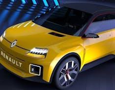 Scoop Renault: torna la mitica R5, elettrica e marchiata Alpine