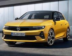 La nuova Opel Astra si rifà il trucco e arriva con due versioni ibride plug-in