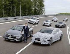 Mercedes-Benz sarà completamente elettrica entro la fine del 2030: l'annuncio che dà il via a un'era