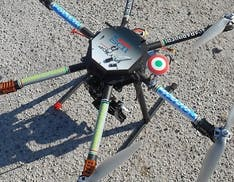 Drone vola abusivamente sul centro di Roma e fino a 2000 metri di quota: pilota 61enne denunciato