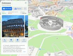Le nuove Mappe di Apple arrivano anche in Italia con iOS 15. Il confronto con iOS 14