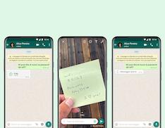 WhatsApp ora ha le foto e i video a tempo. Una volta aperti si autodistruggono