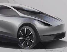 La Tesla da 25.000 dollari? Il prototipo potrebbe già essere realtà. Primi veicoli su strada già nel 2022