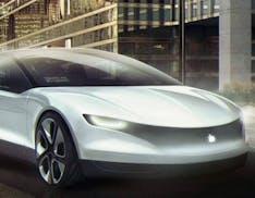 Apple Car, in California 69 auto di Apple hanno il permesso di girare con guida autonoma