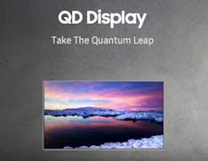 Samsung Display avvia la produzione di massa di QD-OLED. Primo TV al CES 2022?