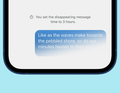L'autoeliminazione diventa un'opzione globale di Signal: far scomparire tutti i messaggi ora è più facile