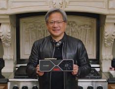 Nvidia: la carenza di GPU continuerà per gran parte del 2022