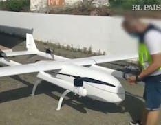 La droga viaggia sui droni. Un velivolo enorme sequestrato in Spagna ne trasportava 150 kg dal Marocco