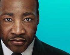 """Fortnite è più di un gioco: March Through Time porta sull'isola """"I Have a Dream"""" di Martin Luther King"""